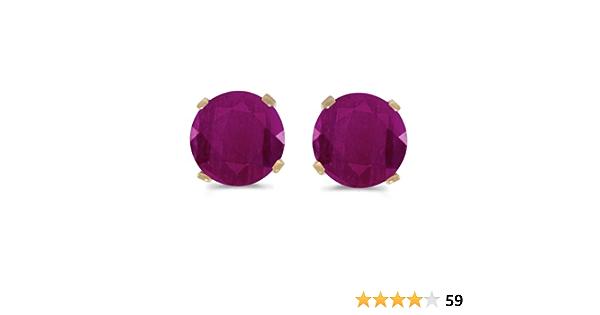 Cornedam Ruby AAA+Quality Gemstone Earring,Yellow Brass Earring,Boho Earring,Fashion Item Jewelry,Gift Item Brass Earring Beautiful Earring