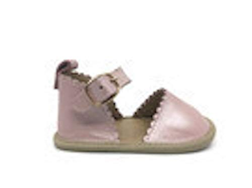 b845c7576a07 Izzy and Hop Baby Girl Soft Genuine Leather Newborn Sandal Shoes