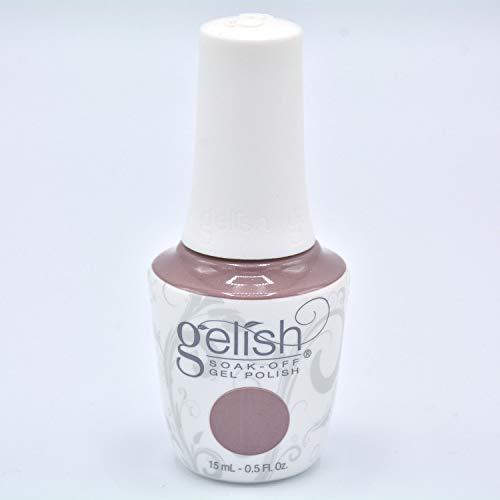 Hand & Nail Harmony Gelish Gel Polish I Or-chid You Not, 0.5 Ounce