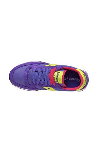 Col Jazz Beige Di Bianca E Saucony Sneakers 305 Morado YAOdwxx