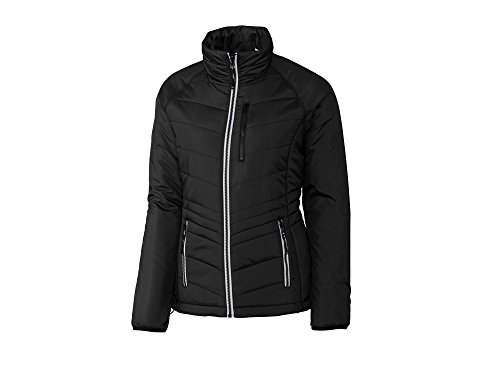 Cutter & Buck LCO09974 Women's Barlow Pass Jacket Black ()