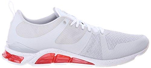 80 Gris Running Suave Blanco Gel lyte nbsp;retro Asics Uno Shoe RxqHatwpw