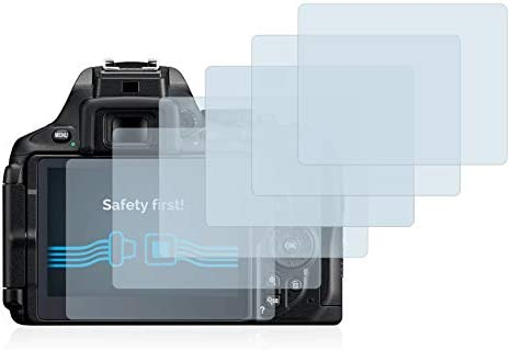 Savvies 6x Schutzfolie Kompatibel Mit Nikon D5600 Elektronik