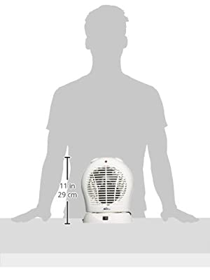 Royal Sovereign Home Products HFN-20 Oscillating Fan Heater