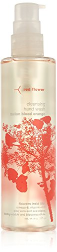 Red Flower Italian Blood Orange Cleansing Hand Wash, 8 oz