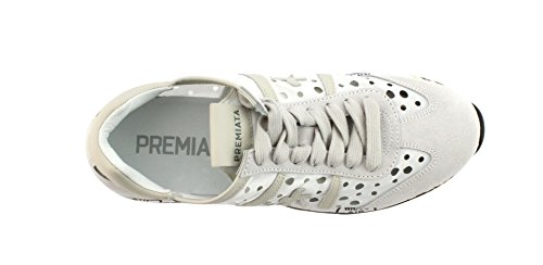 Premiata Lucy-d 460e Sneaker Talla 39 - Color Blanco