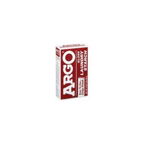 Argo Gloss Laundry Starch, 3 Pack NET WT 16oz (1lb) 454g