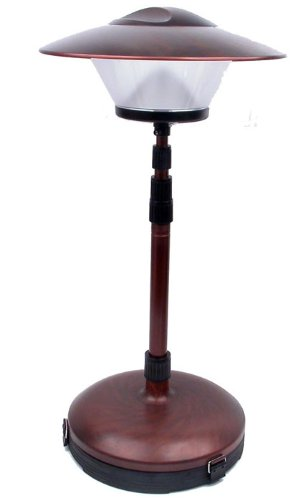 dorcy 41 1090 weather resistant adjustable patio and deck led lamp