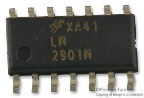 100 pieces Comparator ICs Quad Comparator