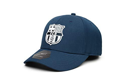 Amazon.com : Fi Collection FC Barcelona Hit Adjustable Hat - Gorra Deportiva Ajustable FC Barcelona : Sports & Outdoors