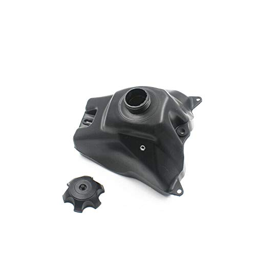 Serbatoio carburante in plastica per moto nero per Honda SSR SDG CRF50 XR50 50CC 70CC 110 125CC Dirt Pit Bike