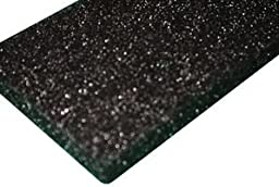 DURATOOL MC23781 STATIC-FREE HIGH-DENSITY CONDUCTIVE FOAM