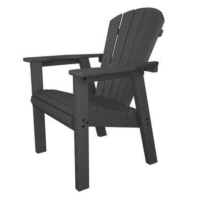 (Seashell Adirondack Rocking Chair Finish: Slate Grey)