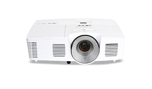 Acer H5380BD Home Theater Projector (White) by Acer: Amazon.es ...