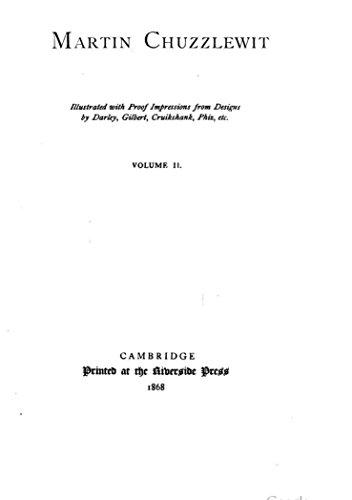 Martin Chuzzlewit, Volume II