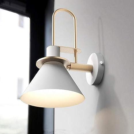 Amazon.com: Wall Light,Nordic Loft Bedside Led Wall Lamp ...