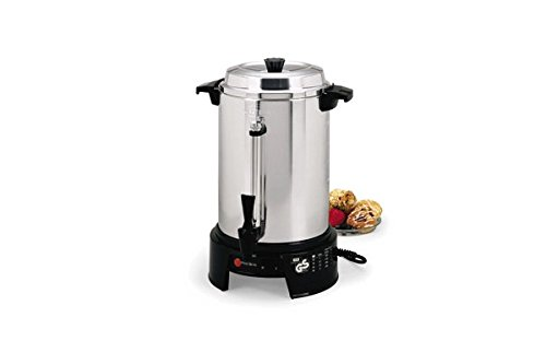 Focus Foodservice 58016V 36 Cup West Bend 220-240V Coffee Maker by Focus Foodservice