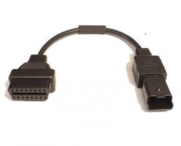 Ducati Multistrada Motorbike Plug Adaptor for Software OBD2 OBD Can  Diagnostic Adapter Connector Adaptor (DDA) AutoDia