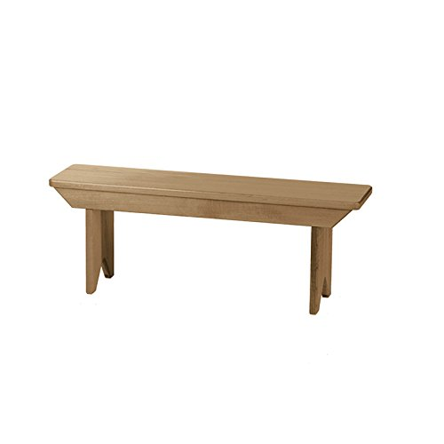 Children's Wooden Bench - Harvest Stain - Amish Made in USA