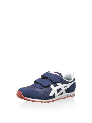 Onitsuka Tiger - Zapatillas de deporte niño Azul Marino / Blanco