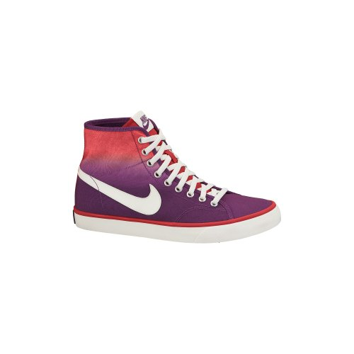 Women's Mid Court Blanco Tenis Color Nike De Zapatillas azul Morado Canvas Mujer Para Primo td11nOq