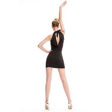 Azul Dancewear Verde Poliéster Ropa Size de One Vestidos Negro ONESIZE Noche LentejuelasPrimavera Otoño Paramujer de BLACK Ropa Noche Invierno Algodón Rojo qgfxgErw