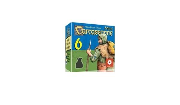 Mini Carcassonne 6 - Ladrones: Amazon.es: Juguetes y juegos