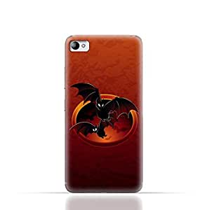 Lenovo Sisley S90 TPU Silicone Case With Halloween Bats
