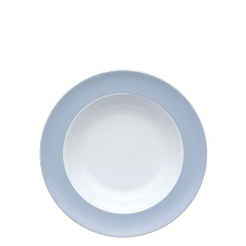 Soup / pasta bowl, 9 inch | Sunny Day Pastel (Rosenthal Sunny Day)