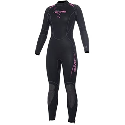 3ee71a07dd Amazon.com   Bare Womens 7mm Sport Cold Water Scuba Dive Fullsuit ...