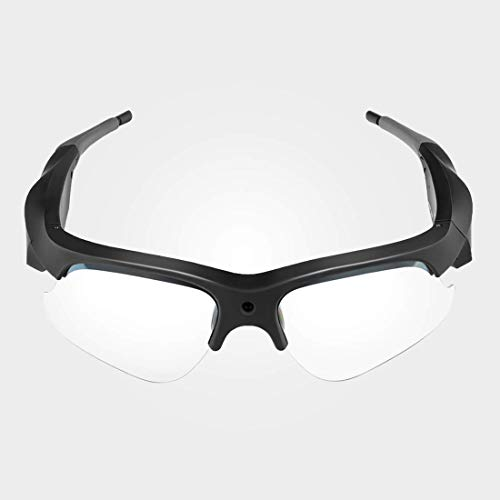 Camera Glasses- 1080P HD Video Camera-32G Memory Card-Smart Glasses with Video and Photo Capability – for Meetings or…