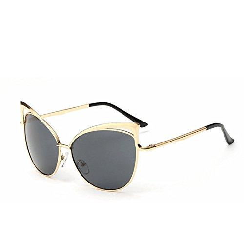 All de Lady Lens Sakuldes Frame Color Lunettes Silver Glasses Soleil Gray Clear 7wqvq1
