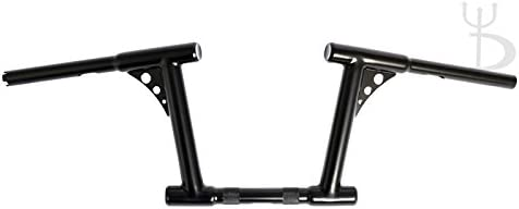 DEMONS CYCLE 8 Black RSD 1-1//4 Drag Style Handlebars for Harley-Davidson Softail Sporsters XL