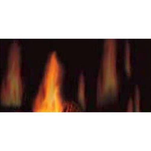 Napoleon PRP19 Fireplace Porcelain Reflective Radiant Panels (Rear & Side) for GD19N Gas Stoves Porcelain Reflective Panel
