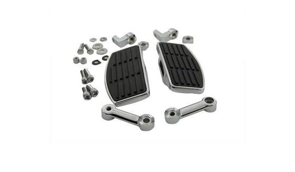 Mini Driver Adjustable Footboard Kit V-Twin 27-0669