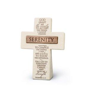 (Serenity Standing Cross)