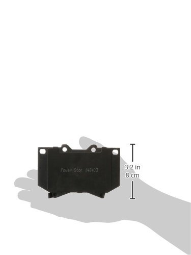 Power Stop 17-812 Z17 Evolution Plus Brake Pad