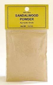 Sandalwood Powder ~ …