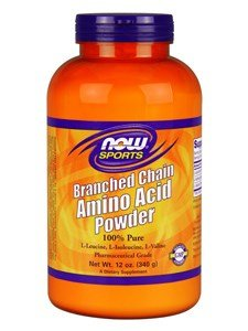 Branch Chain Amino, POWDER, 12 OZ by Now Foods (Pack of 3)