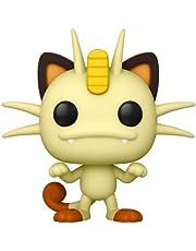 Boneco Pop Funko Pokemon Meowth #780