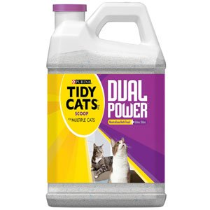 Tidy Cats Dual Power Odor Control Cat Litter