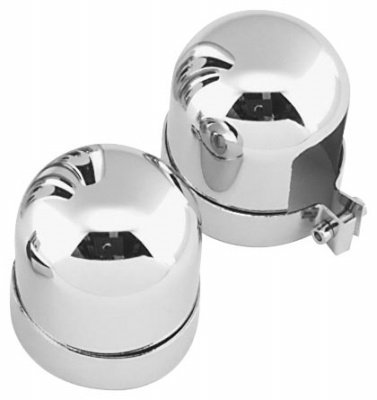 Bikers Choice Shock Absorber Top Dome Covers 13620S4 ()