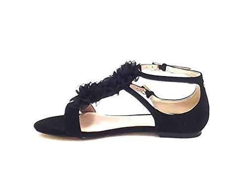 Donna liu jo sandalos17021 camoscio nr e7102
