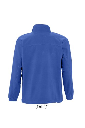 SOL´S - Fleecejacket North S,Royal Blue