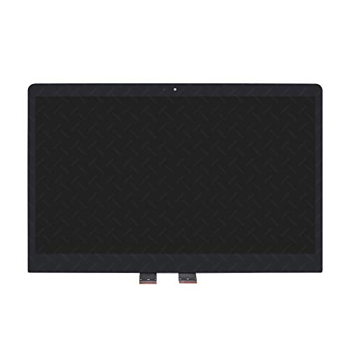 LCDOLED Replacement FHD IPS LCD Panel Touch Screen Digitizer Assembly for ASUS VivoBook Flip 15 TP510 TP510U TP510UA TP510UQ Series TP510UA-DH71T TP510UA-RH31T TP510UA-SB71T TP510UQ-IH74T (No Bezel)