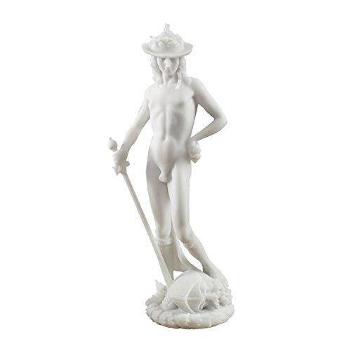 Design Toscano David Bonded Natural Marble Statue: Large
