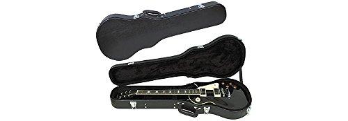 - Musician's Gear MC22LP Deluxe Hardshell Case Black
