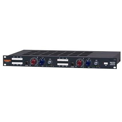 Amazon com: Warm Audio WA273 Dual-Channel 1073 Style