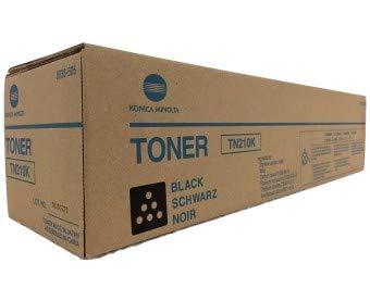 8938505 8938529 TN210K Konica Minolta BizHub C250 Black Toner TN210K