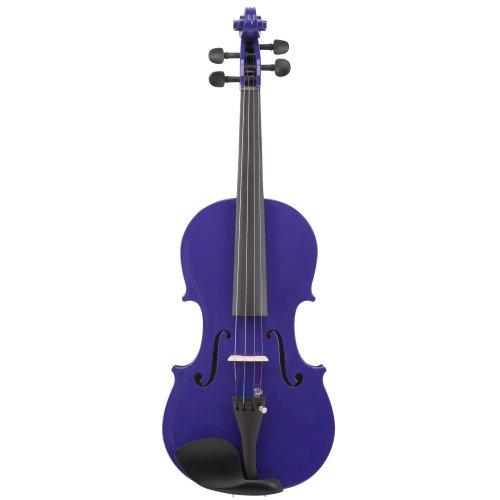 Le'Var VLNLV100PUR 4/4 Student Violin Outfit - Pop -